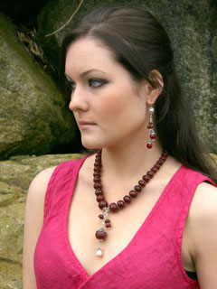 Red Rocx Necklace