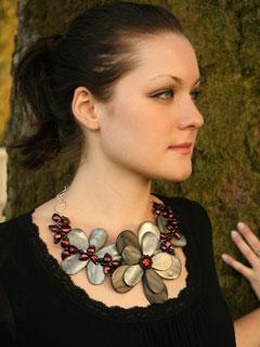 Rocx Flower Necklace
