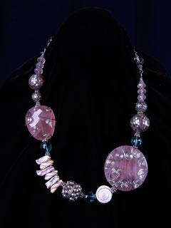 Purple Rocx Collection Necklace