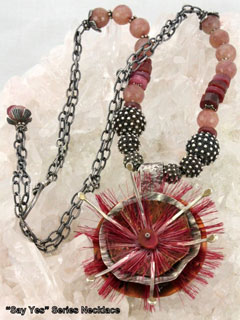 Mixed Metal Necklace