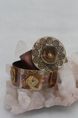Mixed Metal Bracelets